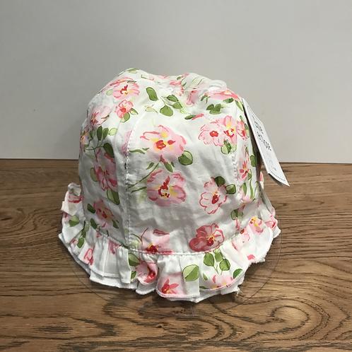 Emile et Rose: Summer Hat (Floral)