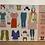 Thumbnail: DJECO: Paper Dolls Kit