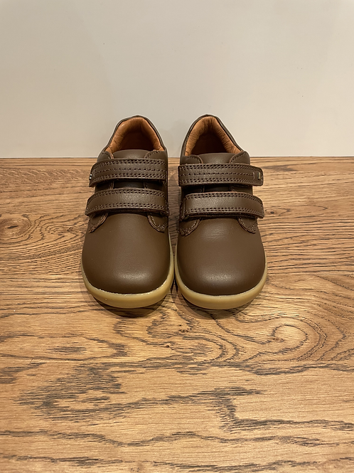 Bobux: Port Dress Shoe - Brown