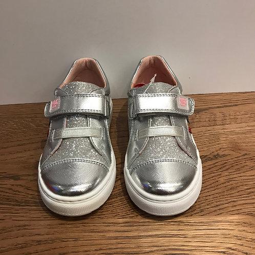 Garvalin: 212321 - Silver Sparkly Shoe