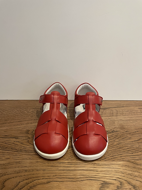 Bobux: I-Walk Tidal Sandal - Red