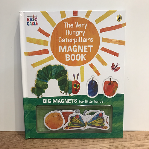 Eric Carle: The Very Hungry Caterpillar's Magnet Book