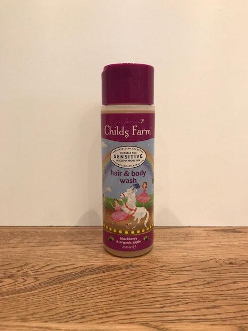 Childs Farm: Hair & Body Wash