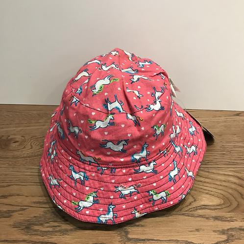 Hatley: Reversible Unicorn Bucket Hat