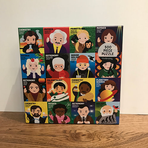 Little Scientist: Puzzle 500 Piece