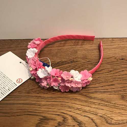 Mayoral: Flower - Pink Headband