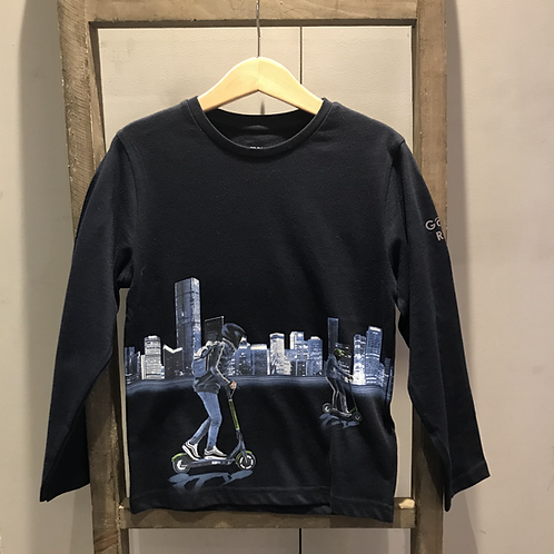 Mayoral: Long Sleeve Top (City)