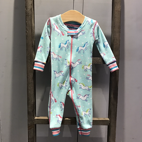 Hatley: 1016645 Baby Grows (Dancing Unicorns)