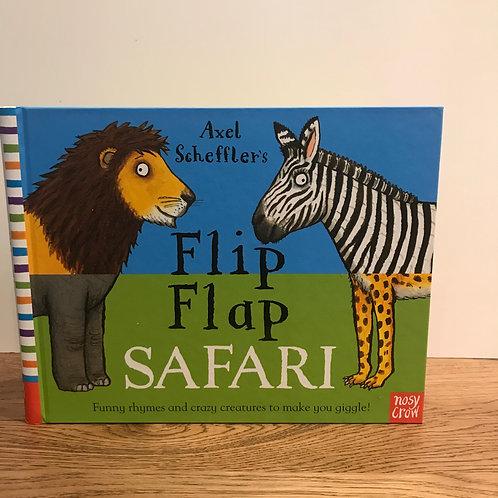 Flip Flap - Safari Book