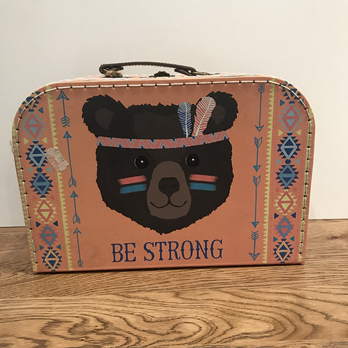 Sass & Belle: Large case - Be Strong
