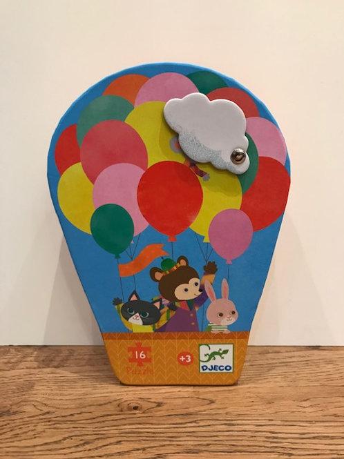Djeco: Hot Air Balloon Puzzle