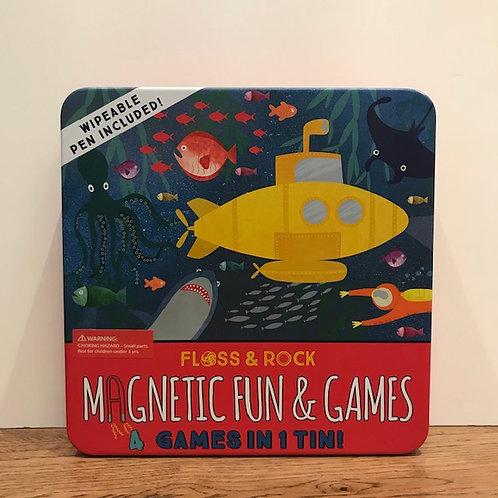 Floss & Rock: Magnetic Fun & Game