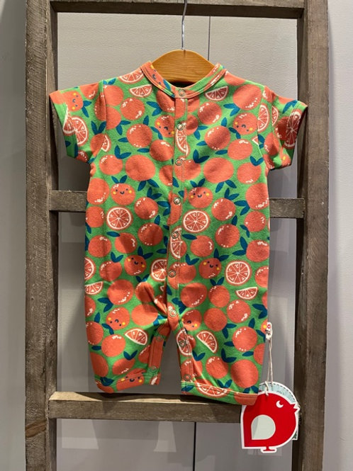 Piccalilly: Romper, Oranges