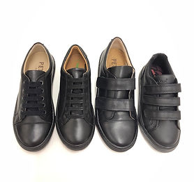 Boys casual school shoes Sid & Evie's