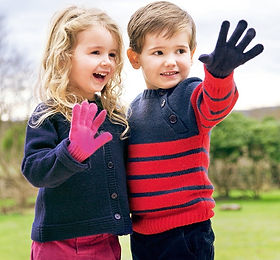 GLOVES sid and evies