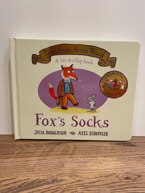 Fox's Socks Book