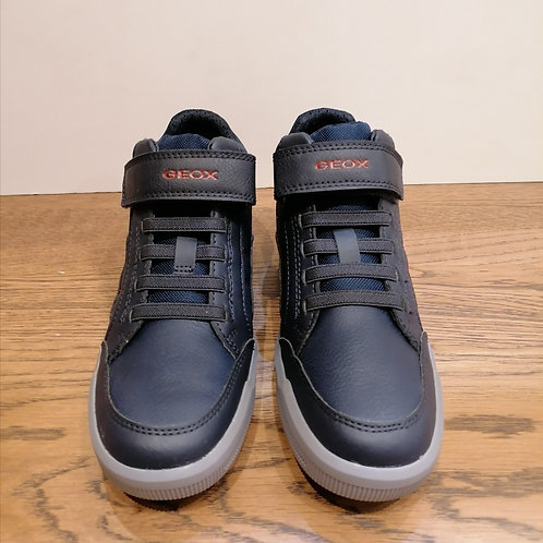 Geox: Arzach navy/red boys boots