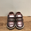 Thumbnail: Geox: B.N.Flick - Deep Lilac Shoe