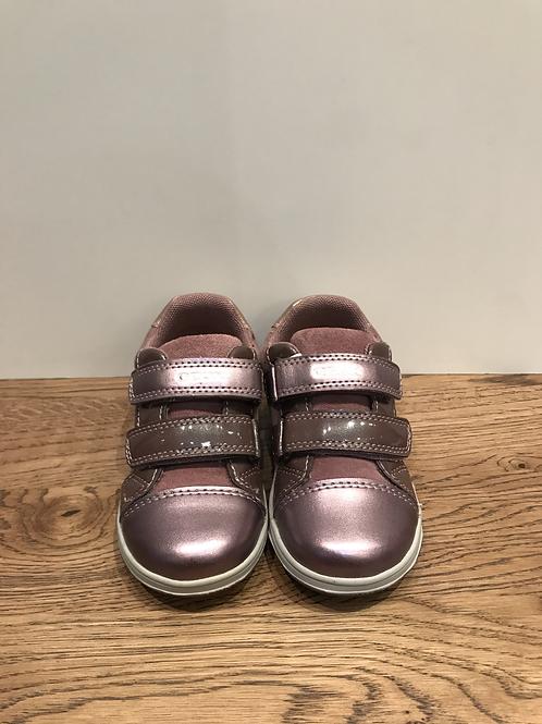 Geox: B.N.Flick - Deep Lilac Shoe
