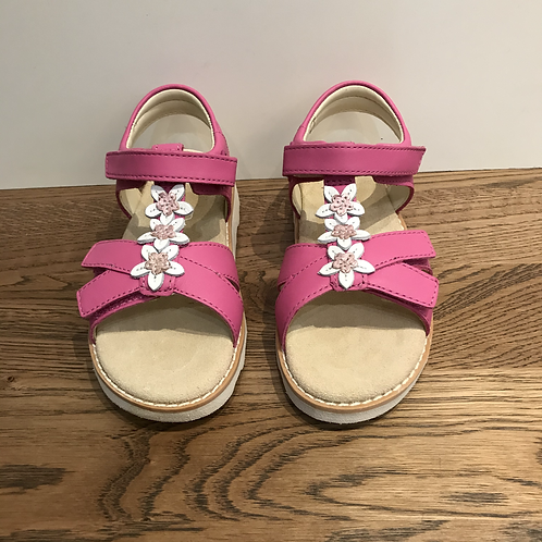 Clarks: Crown Flower K - Hot Pink
