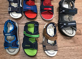Geox boys sandals in South Woodford