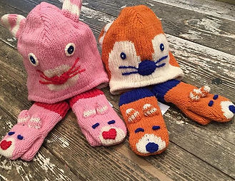 Hats scarves & gloves sets sid and evies