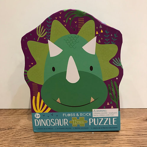 Floss & Rock: Dinosaur Puzzle