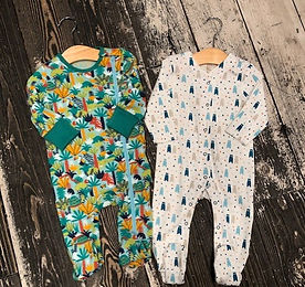 Baby grow Sid & Evie's South Woodford