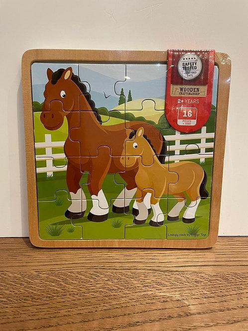 Big Jigs: Horse Puzzle