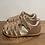 Thumbnail: Bobux - I-Walk Jump Closed Toe Sandal - Rose Gold