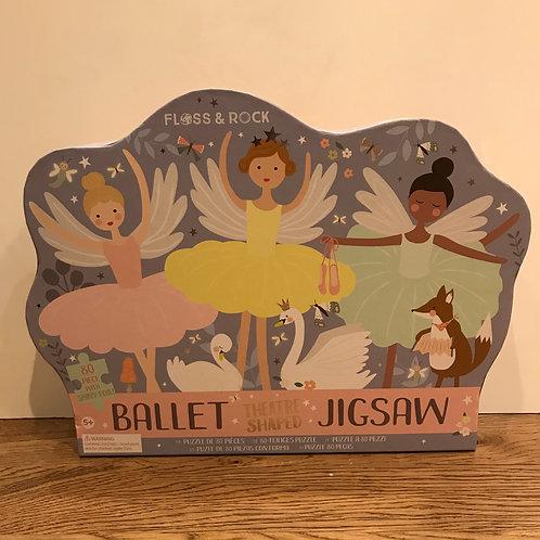 Floss & Rock: Ballet Jigsaw