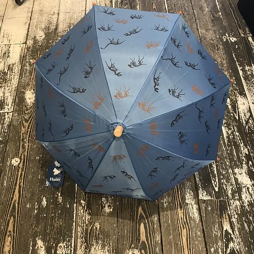 Hatley: Dinosaur umbrella (Blue)