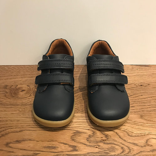 Bobux: Port Dress - Navy Shoe
