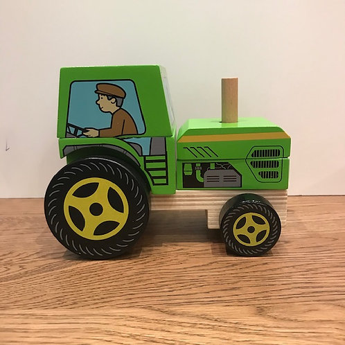 BigJigs: Stacking Tractor