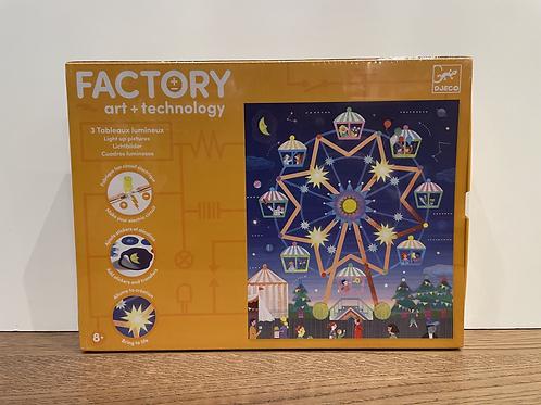 DJECO: Factory Art + Technology Kit