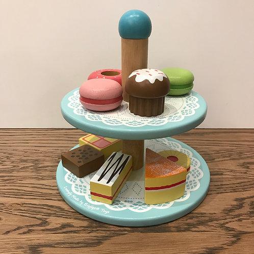 Big Jig: Cake Stand