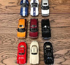 cars Sid & Evie's