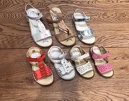 Primigi sandals at Sid & Evies