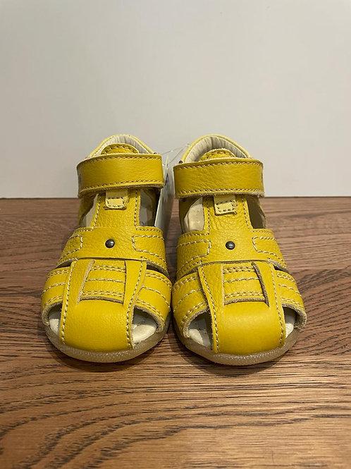 Primigi: Closed Toe Sandal - Yellow