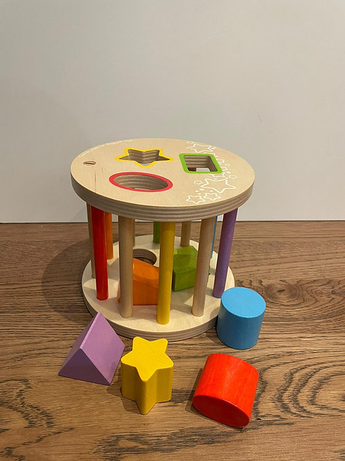 Big Jigs: Shape Sorter