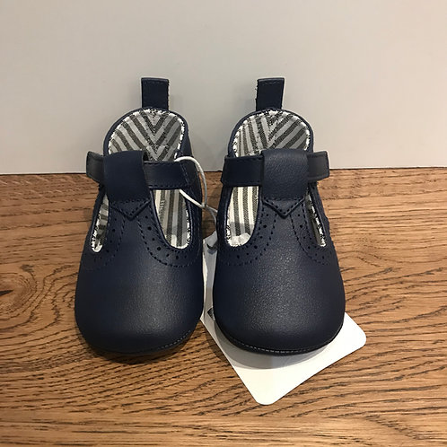 Mayoral: Blue - Baby Shoes