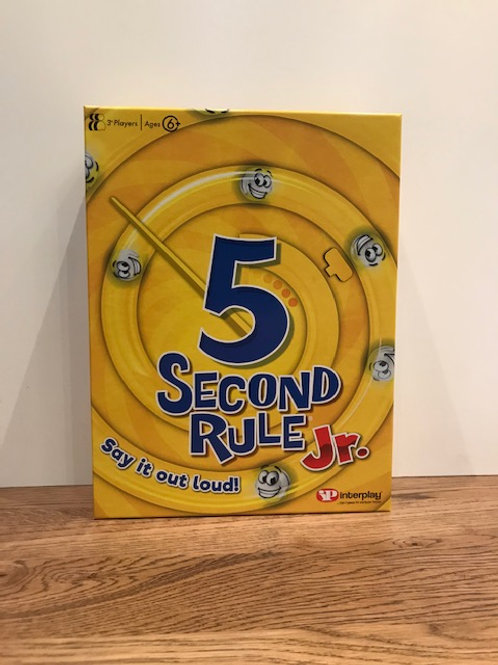 Interplay: 5 Second Rule Game