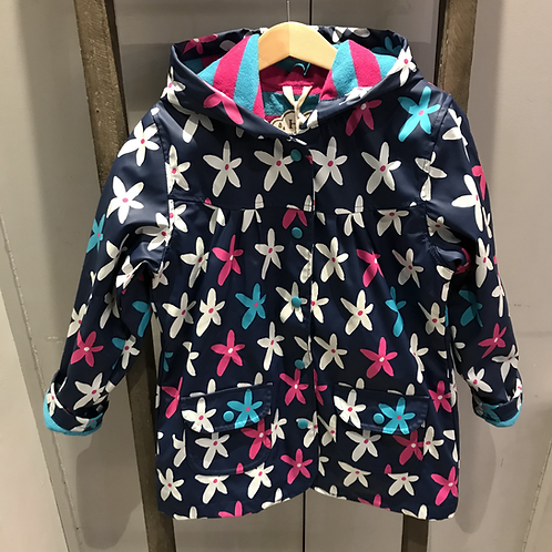 Hatley: FL228 - Navy with Flowers