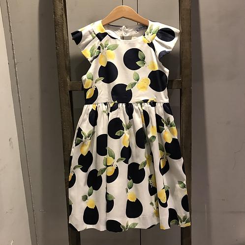 Mayoral: 3928 Lemon Dress