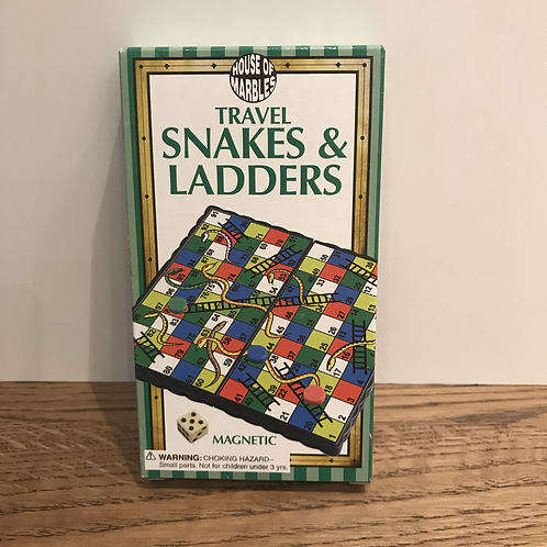 House of Marbles: Travel Snakes & Ladders