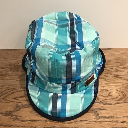 Sterntaler: Summer Hat (Green/Navy)