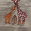 Thumbnail: Sense Organics: Giraffe Baby Grow - Mauve