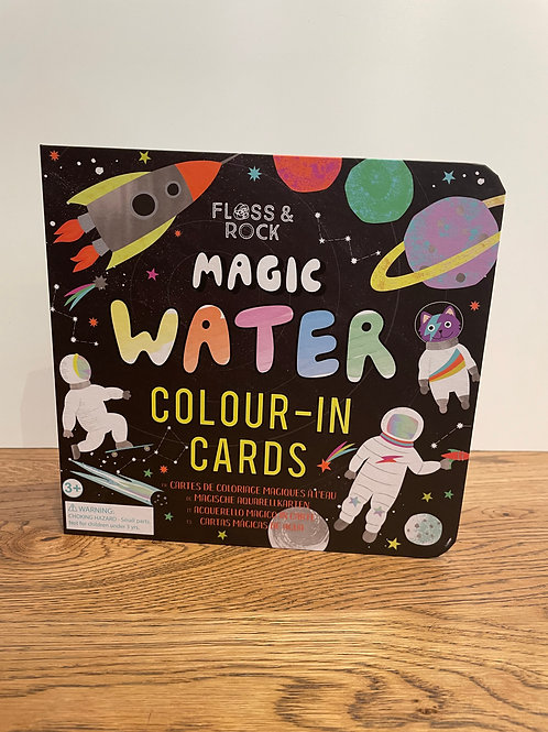 Floss & Rock: Space - Water Colour in Cards