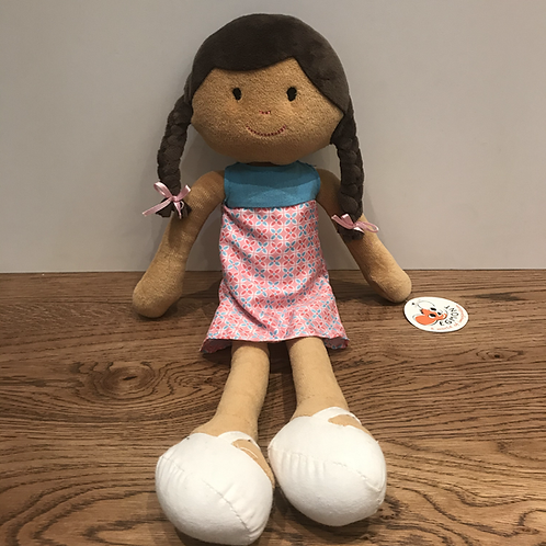 Egmont: Doll with Pigtails