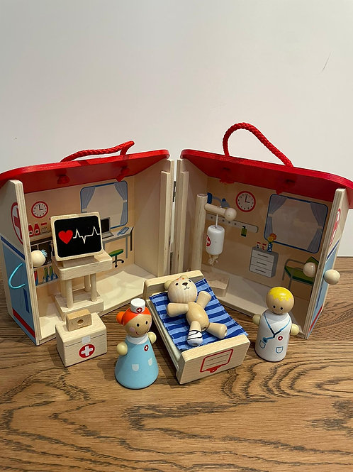Big Jig: Hospital  Mini Playset